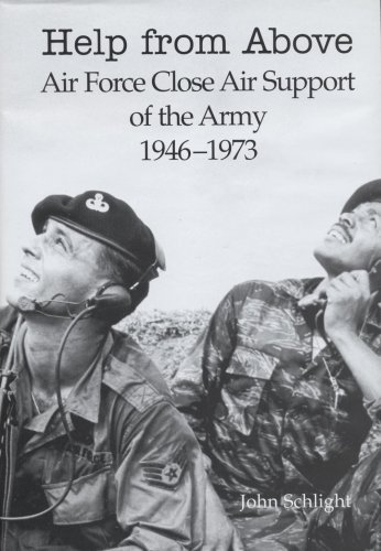 9780756741372: Help from Above: Air Force Close Air Support of the Army 1946-1973