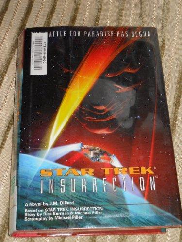 9780756751043: Star Trek: Insurrection
