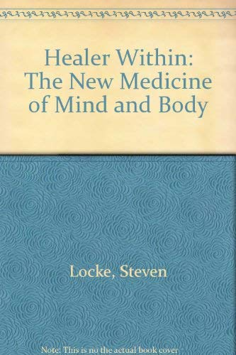 9780756751371: Healer Within: The New Medicine of Mind and Body