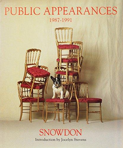 9780756752866: Public Appearances 1987-1991: Snowdon