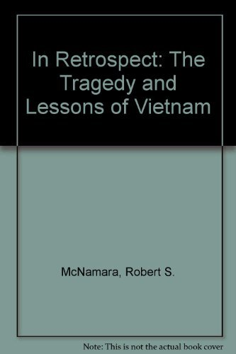 9780756753597: In Retrospect: The Tragedy and Lessons of Vietnam