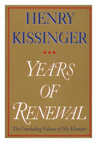 9780756753832: Years of Renewal