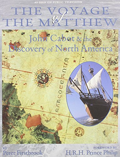 9780756754242: Voyage of the Matthew: John Cabot and the Discovery of North America
