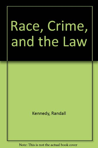 9780756754846: Race, Crime, and the Law