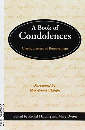 9780756757120: Book of Condolences: Classic Letters of Bereavement