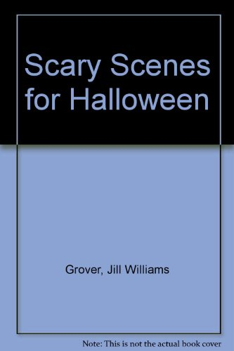 9780756758585: Scary Scenes for Halloween