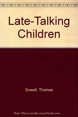 9780756758882: Late-Talking Children