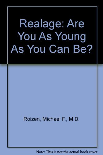 9780756760472: Realage: Are You As Young As You Can Be?