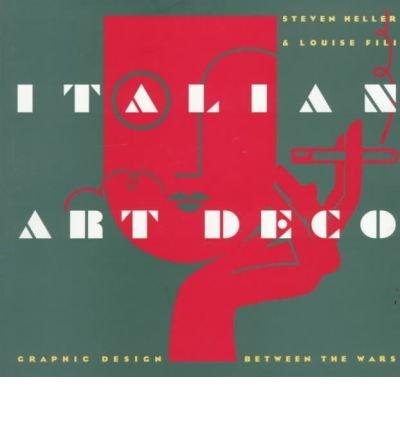 9780756760793: Italian Art Deco: Graphic Design Between the Wars