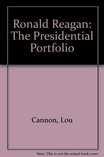9780756761103: Ronald Reagan: The Presidential Portfolio