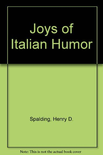 9780756761196: Joys of Italian Humor