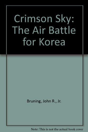 9780756761219: Crimson Sky: The Air Battle for Korea