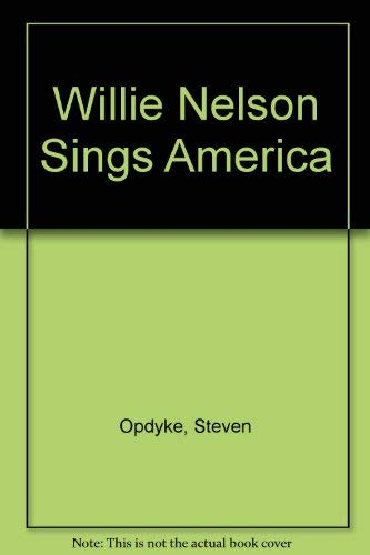 9780756762056: Willie Nelson Sings America