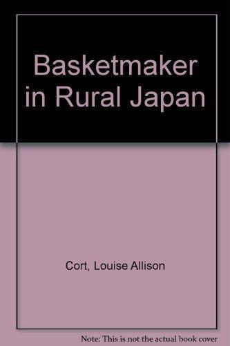 9780756763060: Basketmaker in Rural Japan