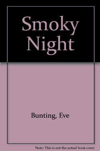 Smoky Night (0756763371) by Eve Bunting