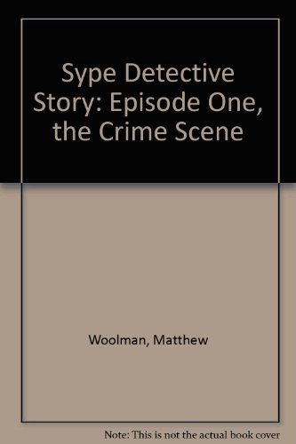 9780756764791: Type Detective Story: Episode One, the Crime Scene