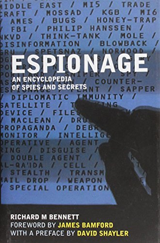 9780756766399: Espionage: An Encyclopedia of Spies and Secrets