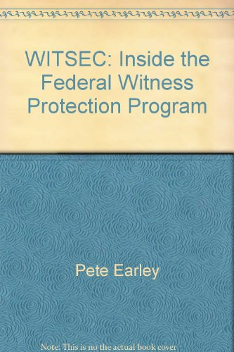 9780756767587: WITSEC: Inside the Federal Witness Protection Program