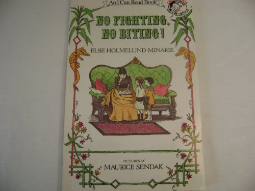 9780756772352: Title: No Fighting No Biting An I Can Read Book