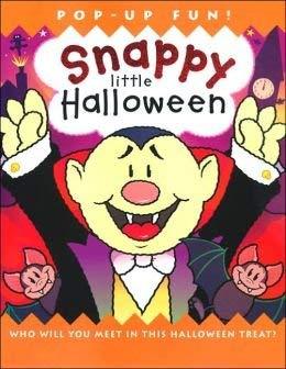 9780756774035: Snappy Little Halloween: Pop-Up Fun