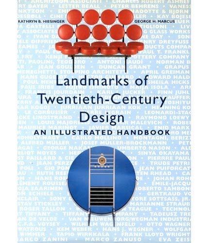 9780756774615: Landmarks Of Twentieth-century Design: An Illustrated Handbook
