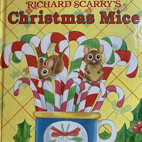 9780756777524: Richard Scarry's Christmas Mice