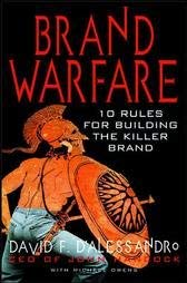 9780756780340: Brand Warfare: 10 Rules for Building the Killer Brand: Lessons for New And Old Economy Players