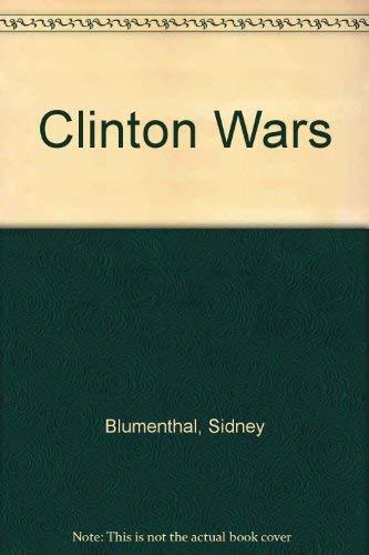 9780756780586: Clinton Wars