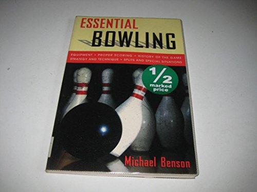 Essential Bowling: Benson, Michael