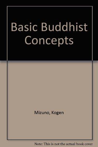 9780756782023: Basic Buddhist Concepts