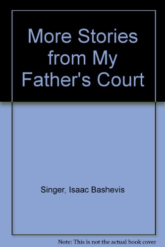 9780756784959: More Stories from My Father's Court