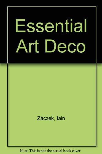 9780756785475: Essential Art Deco