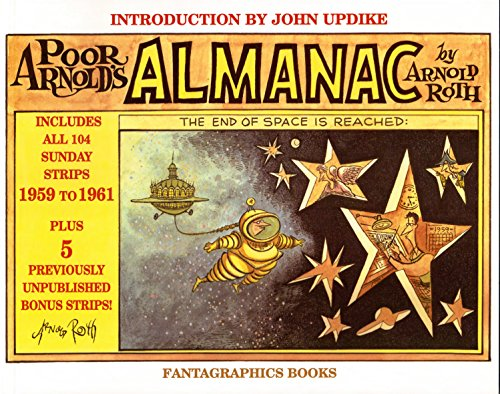 Poor Arnold's Almanac (0756786134) by Arnold Roth