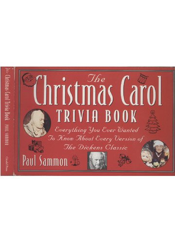 9780756786588: Christmas Carol Trivia Book: Everything You Ever Wanted to Know About Every Version of the Dickens Classic