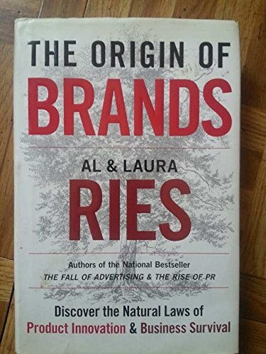 9780756788025: Origin of Brands: Discover the Natural Laws of Product Innovation And Business Survival