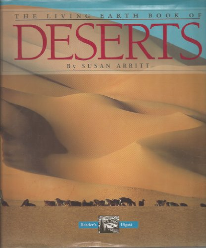 9780756790363: Living Earth Book of Deserts