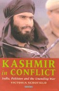 9780756791094: Kashmir in Conflict: India, Pakistan And the Unending War
