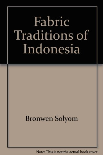 9780756792381: Fabric Traditions of Indonesia
