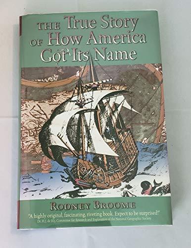 9780756792640: Terra Incognita: The True Story of How America Got Its Name