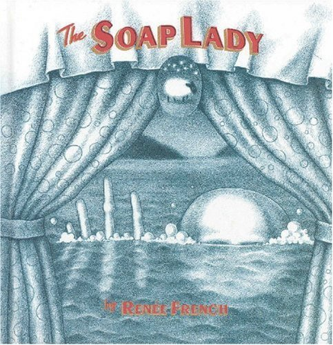 Soap Lady (0756794196) by Renee French