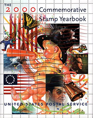9780756794996: 2000 Commemorative Stamp Yearbook