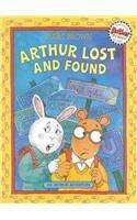 9780756901318: Arthur Lost and Found: An Arthur Adventure (Arthur Adventures (Pb))