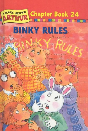 9780756901363: Binky Rules (Marc Brown Arthur Chapter Books (Pb))