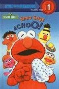 9780756901516: Elmo Says Achoo! (Step Into Reading: A Step 1 Book)