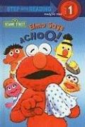 9780756901516: Elmo Says Achoo! (Step Into Reading: A Step 1 Book)