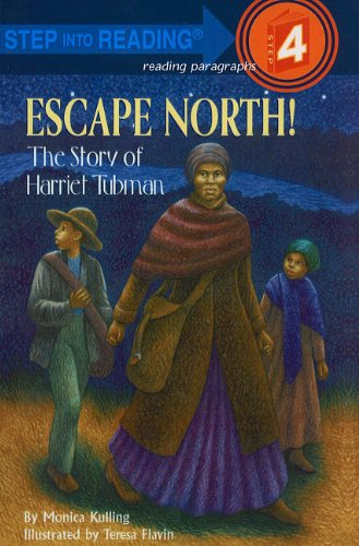 9780756901547: Escape North!: The Story of Harriet Tubman (Step Into Reading: A Step 4 Book)