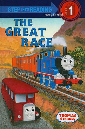 9780756901653: The Great Race (Step Into Reading: A Step 1 Book)