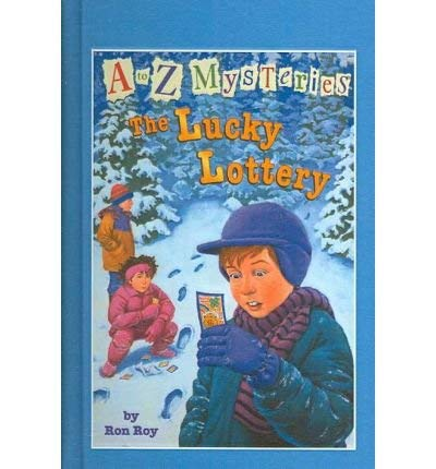 9780756901875: The Lucky Lottery (A to Z Mysteries)