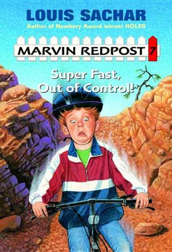 9780756901912: Marvin Redpost: Super Fast, Out of Control (Marvin Redpost (Prebound))
