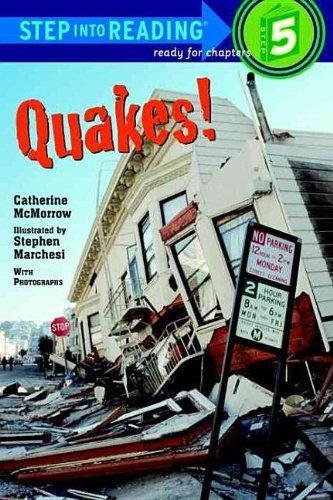 9780756902063: Quakes! (Step Into Reading: A Step 5 Book)